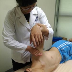 shoulder capsule stretch